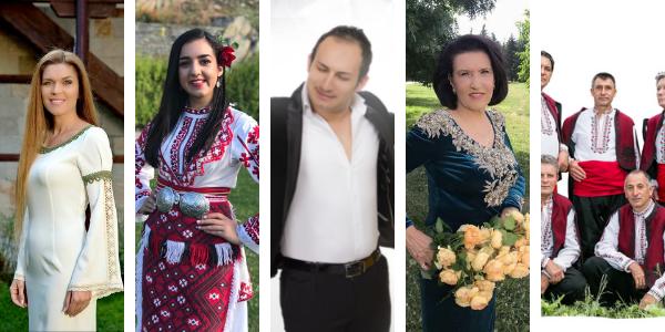 Звезди от различни поколения и държави на Пирин Фолк Сандански 2021