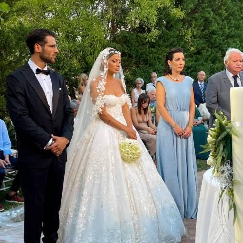 Гръцката поп-дива  Елени Хатциду се омъжи